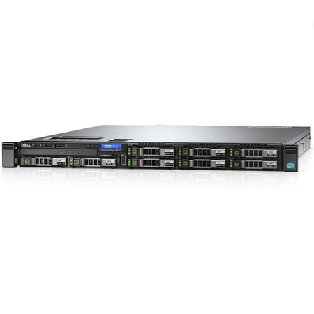 "Refurbished Dell PowerEdge R430 8 x 2.5"" Hot Plug 2x E5-2650v3 Ten Core 2.3Ghz 256GB 3x 600GB 15K H730"