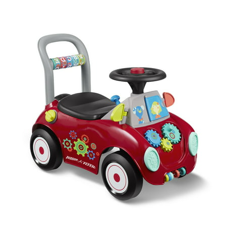 Radio Flyer Busy Buggy Ride-On Only $34.97