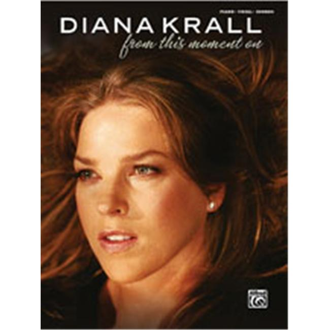 Alfred 00-32030 Diana Krall- From This Moment On Music Book by Alfred