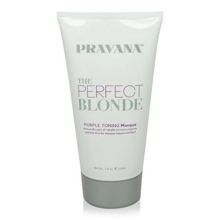 Pravana The Perfect Blonde Purple Toning Hair Masque 5 Oz ()