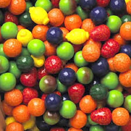 "5LB SEEDLINGS  DUBBLE BUBBLE 1"" 24MM  VENDING MACHINE BULK GUMBALL CANDY"