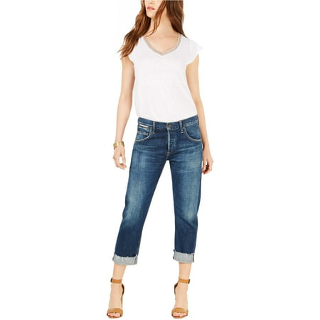 Citizens Of Humanity Womens Emerson Boyfriend Fit Jeans whik