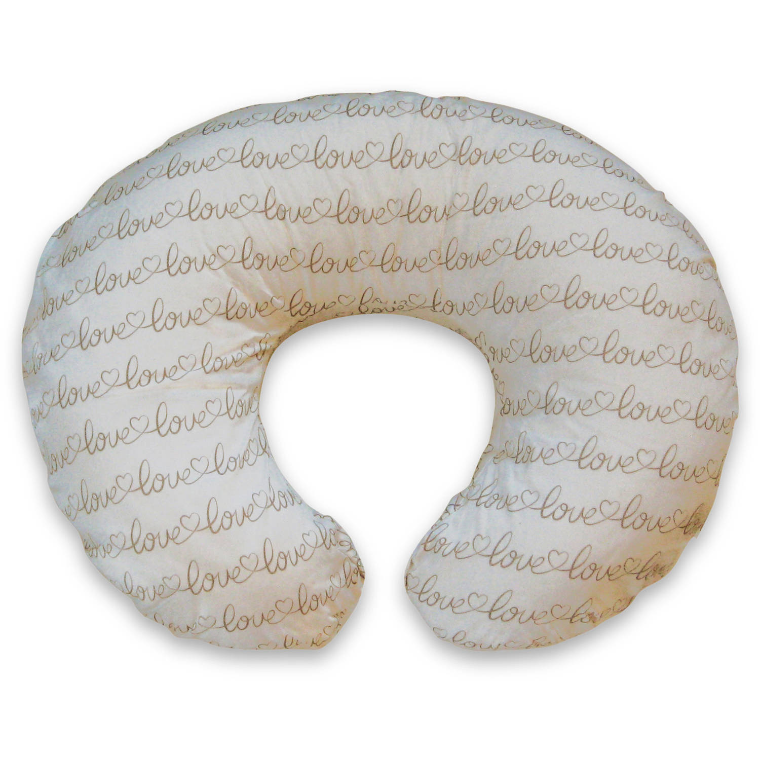 Original Boppy Nursing Pillow and Positioner Love Letters