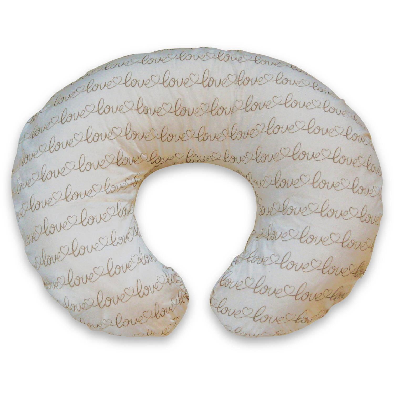 Original Boppy Nursing Pillow and Positioner Love Letters