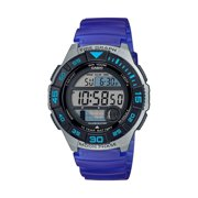 Casio Men's Sport Marine Watch, Blue