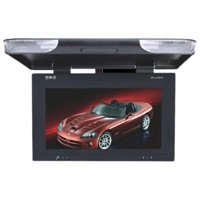 Absolute PFL2300IRB 23-Inch TFT-LCD Overhead Flip-Down Monitor with Built-in IR Transmitter and Remo