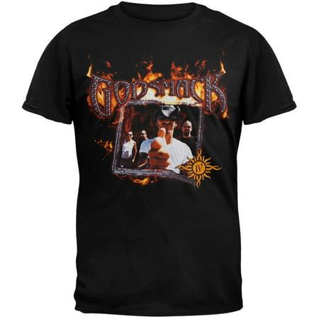 Godsmack - Photo Fire 06 Tour T-Shirt