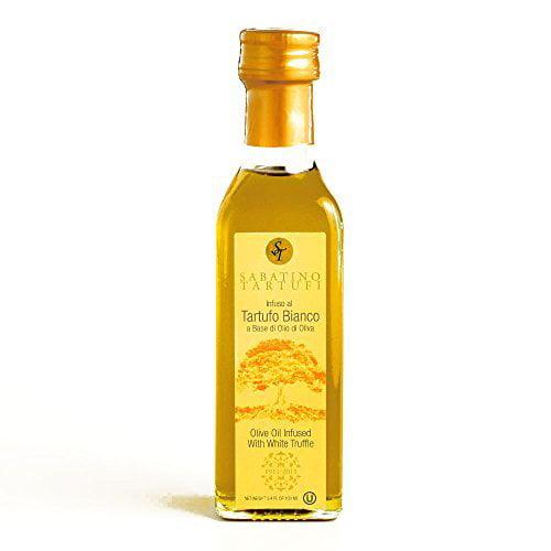 Sabatino White Truffle Oil 3.4 oz each (5 Items Per Order) by