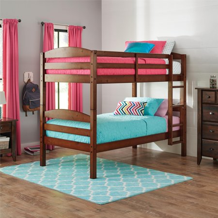 Pleasant Better Homes And Gardens Leighton Twin Over Twin Wood Bunk Cjindustries Chair Design For Home Cjindustriesco