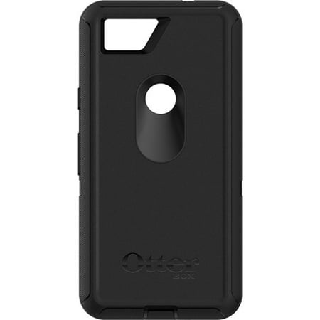 cheap for discount 4b62a 36d52 Otterbox Pixel 2 Defender Series Case, Black