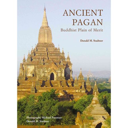 Ancient Pagan: Buddhist Plain of Merit by