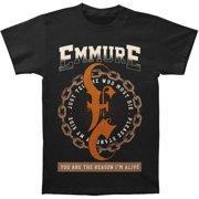 Emmure Men's  Deadpool T-shirt Black