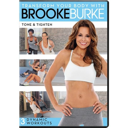 Transform Your Body With Brooke Burke: Tone & Tighten (Anamorphic Widescreen)
