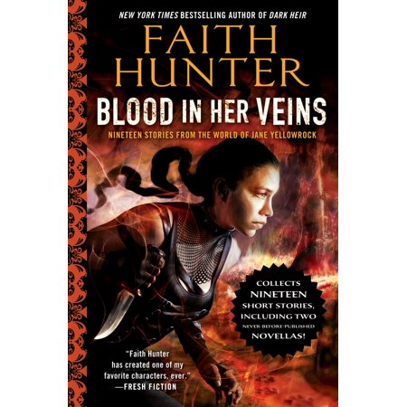 Blood in Her Veins : Nineteen Stories from the World of Jane