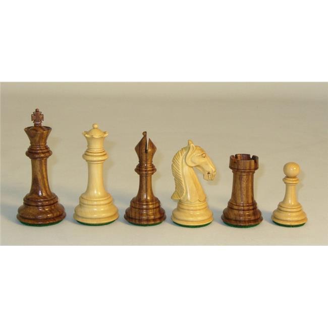 Checkmate 37SCAM 3-3/4'' Sheesham Camelot