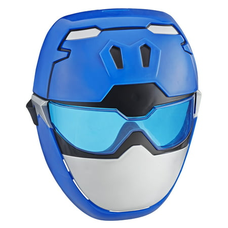 Power Rangers Beast Morphers Blue Ranger Mask for Ages 5 and - Baby Morpher