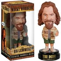 Funko Wacky Wobbler: The Big Lebowski, Talking The Dude