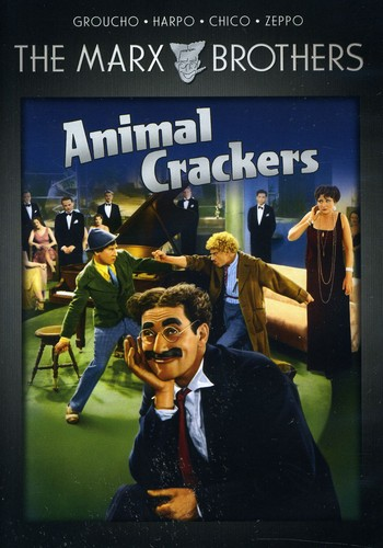 Animal Crackers by UNIVERSAL HOME ENTERTAINMENT
