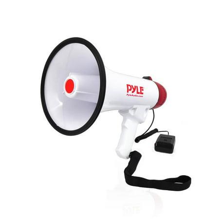 - Pyle Pro PMP42BT 40-Watt Bluetooth Megaphone Bullhorn
