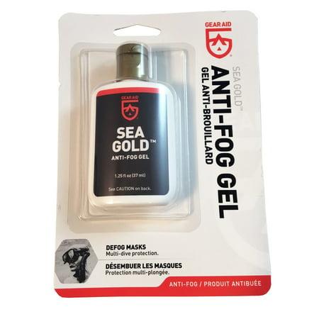 Sea Gold Anti Fog Gel Mask Visor Cleaning Solution Outdoor -