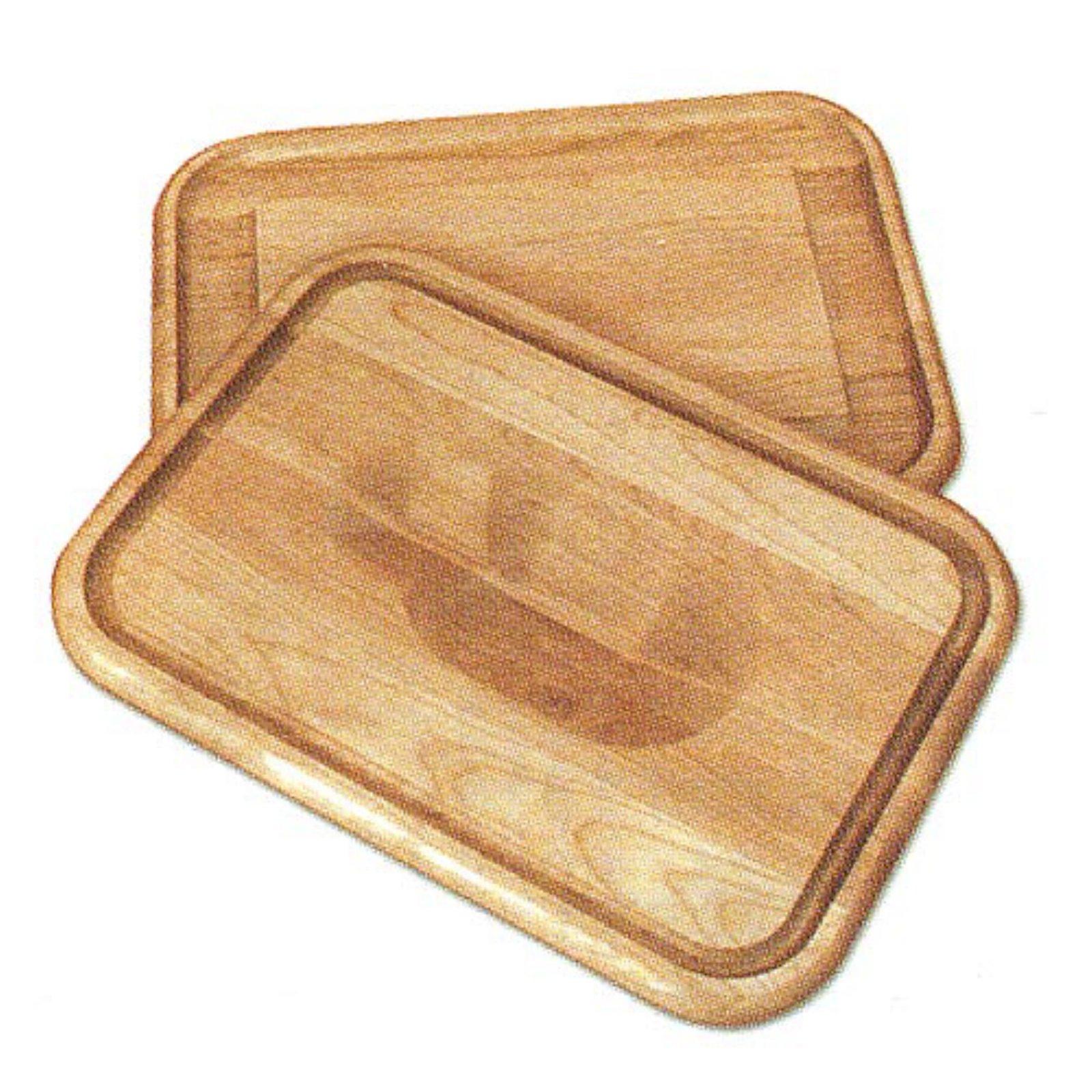 Reversible Grain Cutting Board