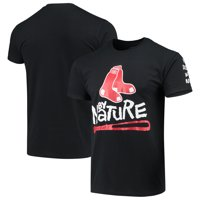 Boston Red Sox Naughty by Nature Baseball T-Shirt - Black