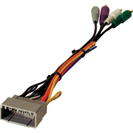 American International CWH68A Wiring Harness Chrysler/dodge Jeep; Amp Integration Harness