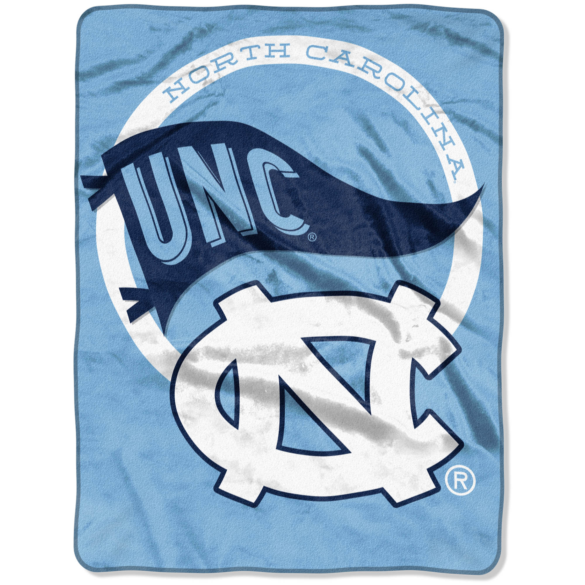 The Northwest Company NCAA Unisex-Adult College Label 50-inch by 60-inch Raschel Throw