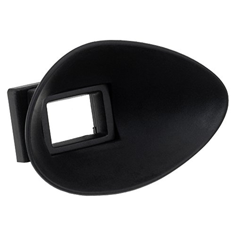 Fotodiox Eyecup for Canon EOS Digital Rebel T5i, T4i, T3i, T3, T2i, T1i, XS, XSi, XTi, XT, 300D, 10D-60D 70D, 1D, 1D MkII, 1Ds MkII, 6D, 5D, 5D MkII