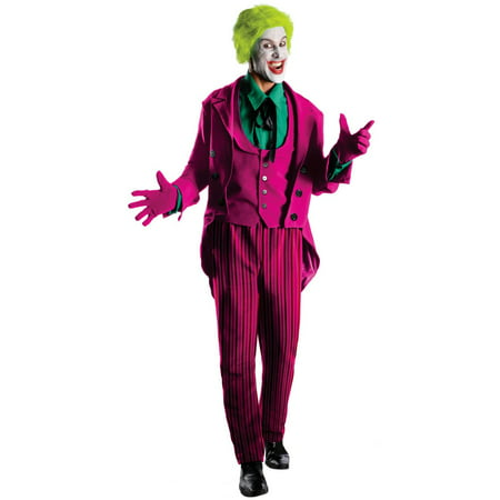The Joker Grand Heritage Men's Costume - The Joker Grand Heritage Costume