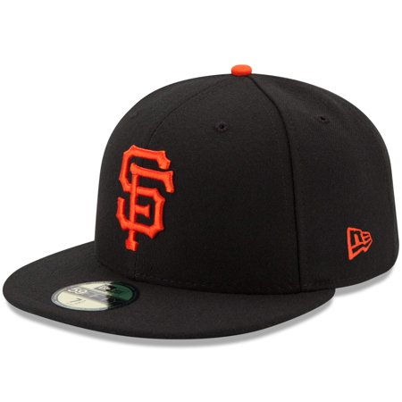 San Francisco Giants New Era Game Authentic Collection On-Field 59FIFTY Fitted Hat - Black (Clothing Elizabethan Era)