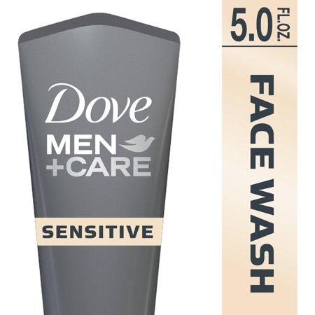 Dove Men+Care Sensitive Plus Face Wash 5 oz