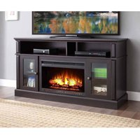 Barston Laminated Wood Fireplace for Televisions up to 70