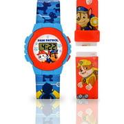 Paw Patrol LCD Kids Digital Watch