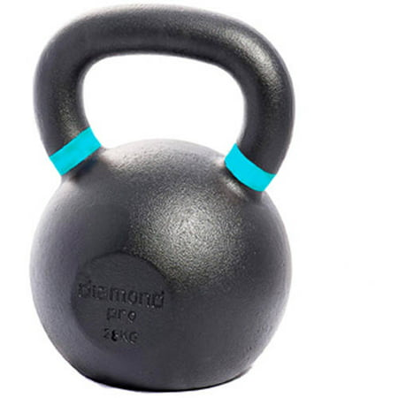 Diamond Pro Kettle Bell, 62 lb 28kg/Light Blue