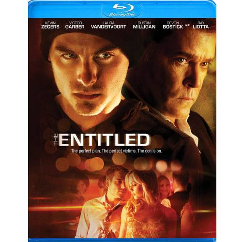 The Entitled (Blu-ray)