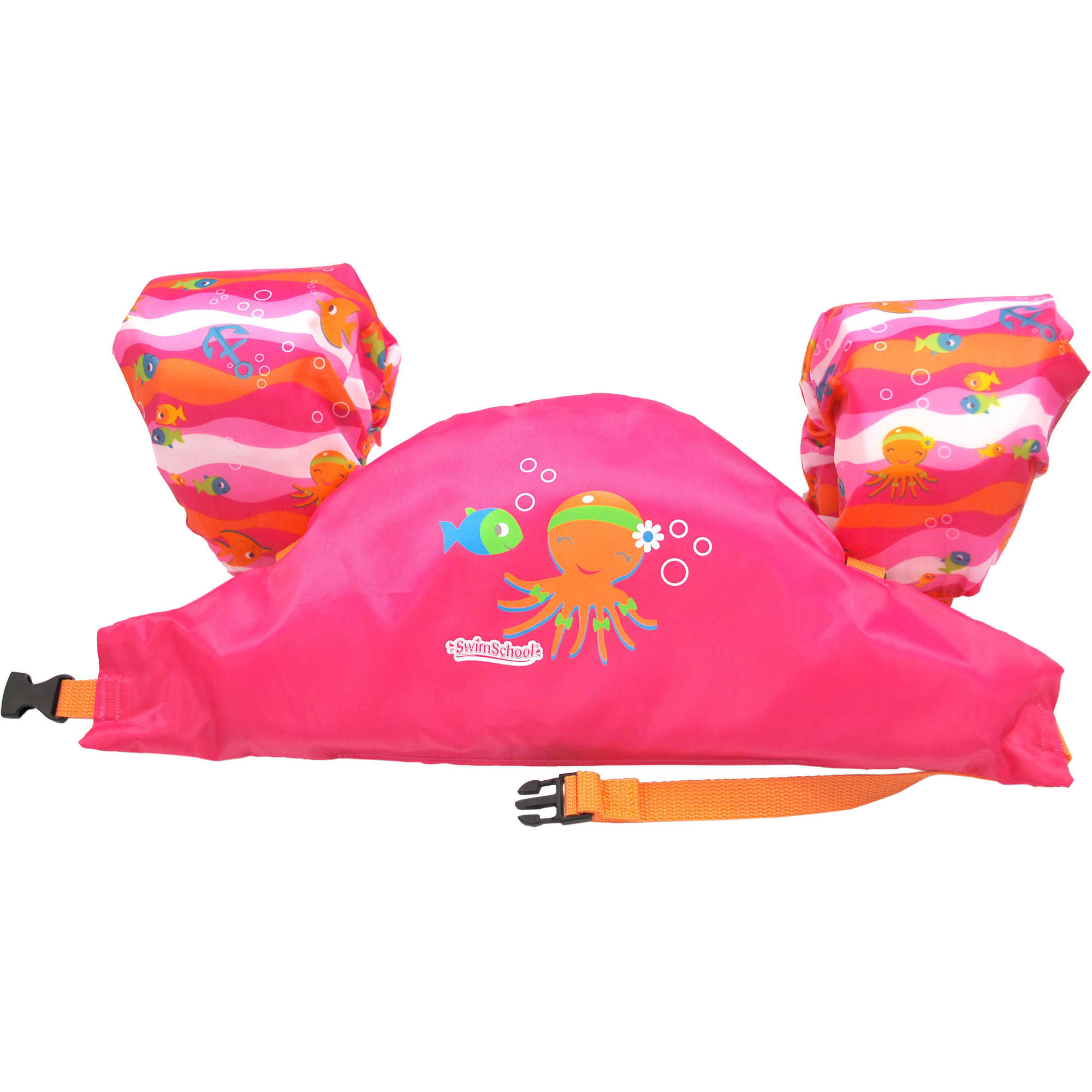 SwimSchool Aqua Tot Swimmer, Girl's