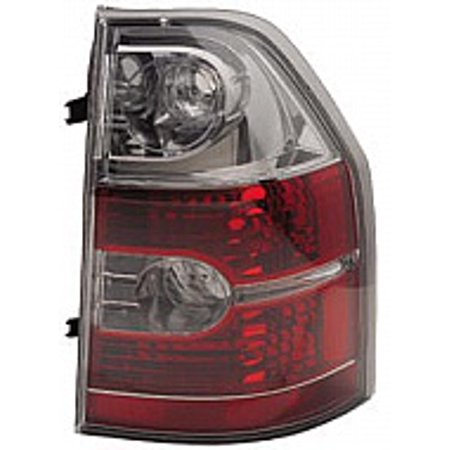 Go-Parts » 2004 - 2006 Acura MDX Rear Tail Light Lamp Assembly / Lens /  Cover - Right (Passenger) 33501-S3V-A11 AC2801110 Replacement For Acura MDX