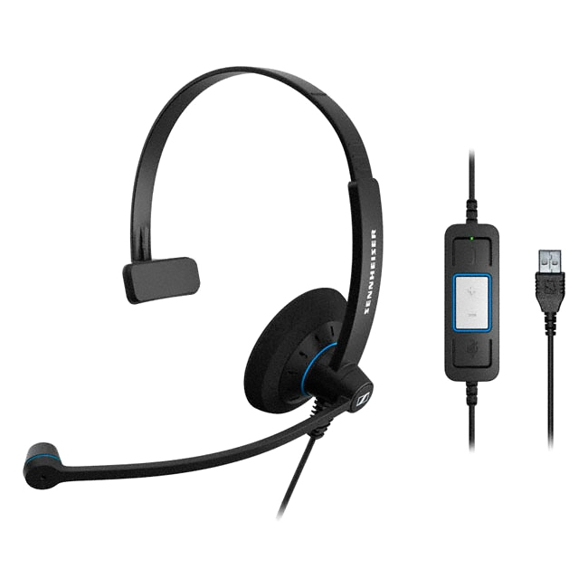Sennheiser Culture Series SC 30 USB CTRL Communications Headset