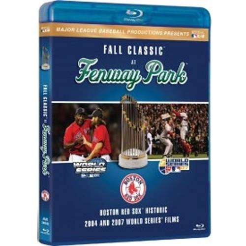 Fall Classic At Fenway Park: Boston Red Sox Historic 2004 And 2007 World Series Films (Blu-ray)