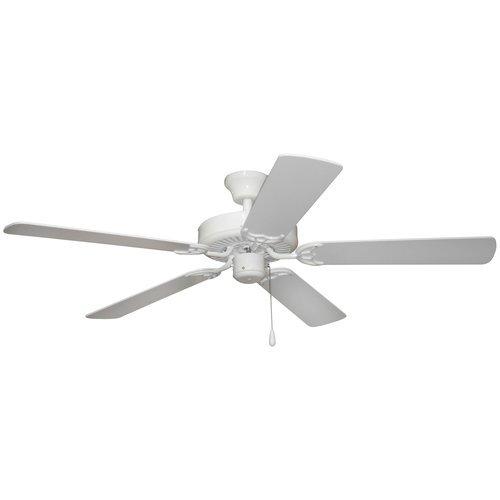 Walmart Ceiling Fans : Mainstays quot dual mount ceiling fan white walmart