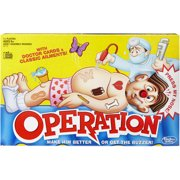 Classic Family Favorite Operation Game, Ages 6 & Up