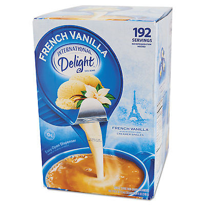International Delight Flavored Liquid Non-Dairy Coffee Cr...