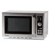 Amana - RCS10DSE - 1000 Watt Dial Type Commercial Microwave Oven