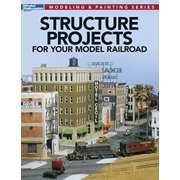 KALMBACH 12478 Structure Projects for Your Model Railroad