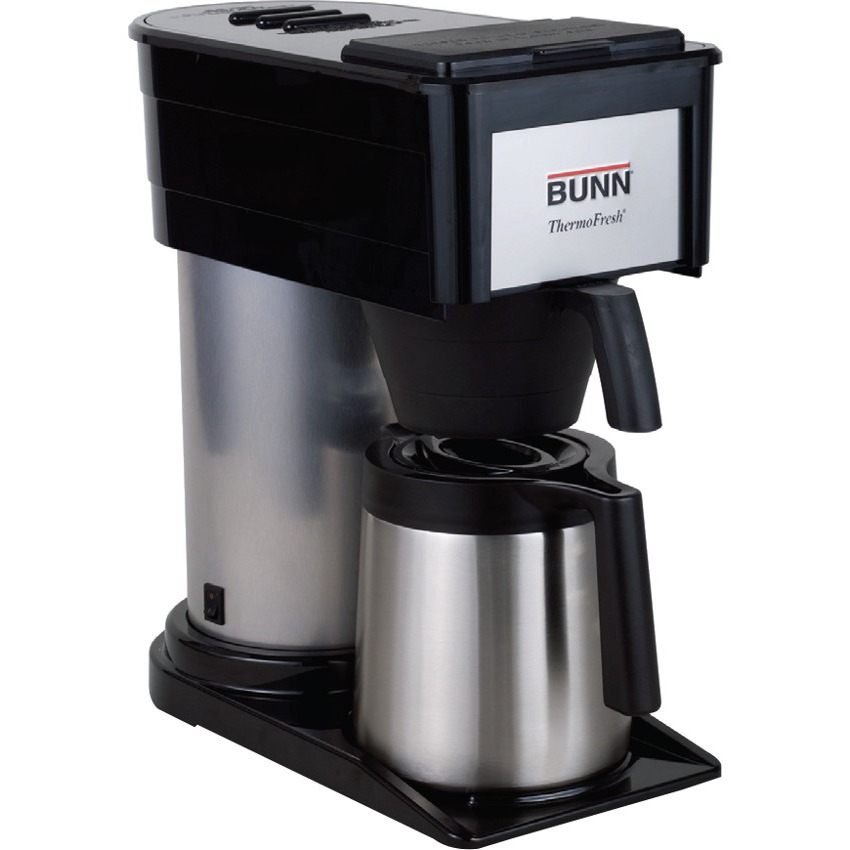 Bunn 10 Cup CSB2G Speed Brew Elite Coffee Maker The fastest home coffee makers in America, now with an updated design. See at Wal-Mart USA, LLC. LINKSHARE. Bunn-O-Matic. Bunn .