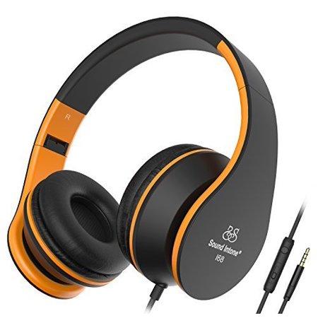 Headphones, Sound Intone Headphones with Microphone
