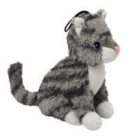 """Multipet Look Who's Talking Cat 6"""" Dog Toy"""