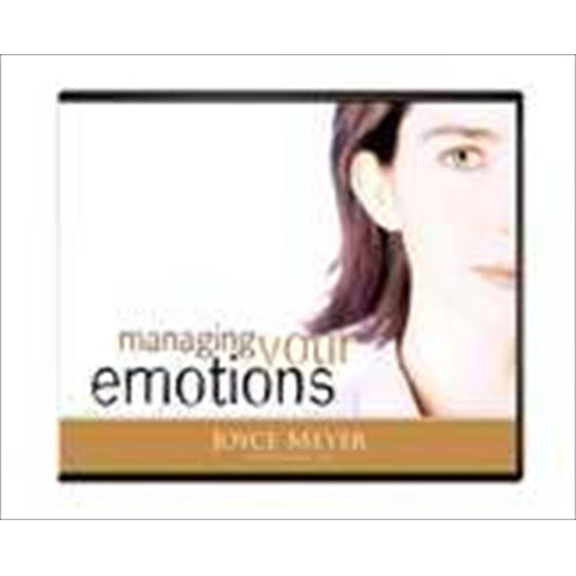 Joyce Meyer Ministries 908593 Disc Managing Your Emotions 4 Cd by Joyce Meyer Ministries