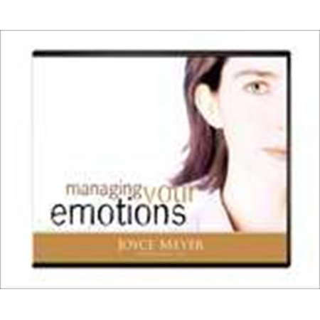 - Joyce Meyer Ministries 908593 Disc Managing Your Emotions 4 Cd